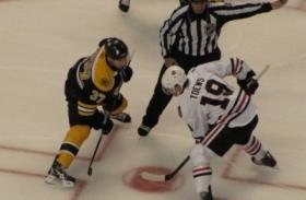 НХЛ: Бостон Брюинз – Чикаго Блэкхокс